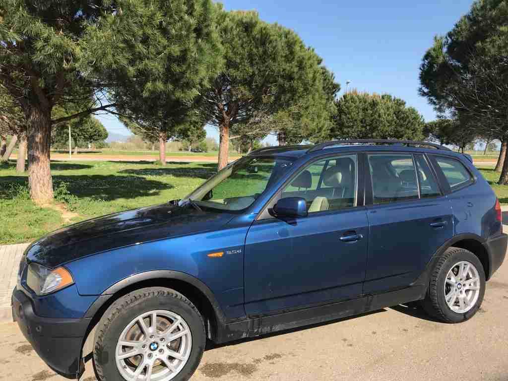 Coche BMW X3 ocasón