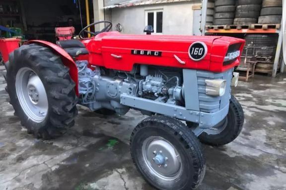 Ebro 160 Tractor ocasión