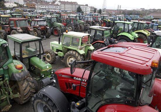 Agrícola (tractores, aperos, motores riego ocasión)