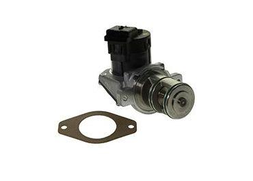 Válvula EGR avería frecuente en motor diesel